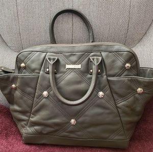 Just Cavalli Quilted Handbag